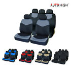 Auto Seat Covers Front Rear Head Rests Universal Protector for Car Truck SUV Van $10.55 CAD on eBay