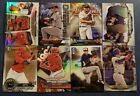 2018 Bowman and Chrome Inserts Parallels Camo Scout's Top 100 Pick Your Card