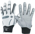 Bionic Relief Grip Golf Glove Silver