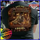 RARE Harley Davidson T-Shirt 2019 STURGIS Shirt VINTAGE BLACK Men S-6XL Tee NEW $22.99 USD on eBay