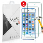 Premium Tempered Glass Screen Protector Film Cover for iPod Touch 5/6/7th Gen