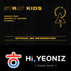 """[OFFICIAL] Pre Order Stray Kids DISTRICT 9 """"UNLOCK"""" IN SEOUL Concert MD GOODS"""