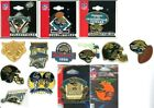 Jaguars Vintage Pin Choice 12 Pins Some new on card Jacksonville AFC NFL Brunell $2.5 USD on eBay