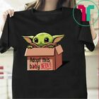 Baby Yoda Mandalorian Star Wars Kawaii King Shirt $23.99 USD on eBay