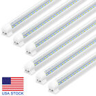 Kyпить 2-100PCS LED Tube Lights T8 8FT 6FT 4FT 2FT 6000K 14W~120W Shop Light Fixtures на еВаy.соm