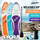 Genki Inflatable Stand Up Paddle Board SUP Surfboard Kayak Portable Paddleboard