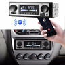 Car Radio MP3 Player Bluetooth HandFree Stereo 1Din FM USB AUX Audio Electronics