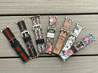 IWatch Band leather flower pattern Apple Watch Series 5/4/3/2/1 38/40/42/44MM