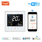 Smart Thermostat for Gas Boiler Floor Heating LCD Display APP Voice/WIFI Control