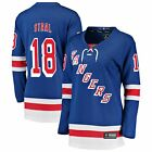 Marc Staal New York Rangers Fanatics Branded Womens Breakaway Player Jersey