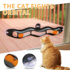 NEW Funny Cat Toys Interactive Track Ball Window Suction Cup Track Ball Pet Toy