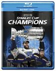 ST LOUIS BLUES 2019 STANLEY CUP CHAMPIONS New Sealed Blu-ray + DVD $24.96 USD on eBay