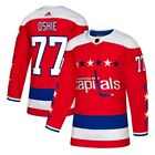 TJ Oshie Washington Capitals adidas Alternate Authentic Player Jersey Red