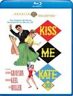 KISS ME KATE 3D New Sealed Blu-ray 3D + Blu-ray MOD Warner Archive Collection