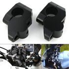 """For Triumph Aprilia BMW Ducati 1 Pair Of 7/8"""" Offset Handle Bar Mounting Risers $37.94 USD on eBay"""