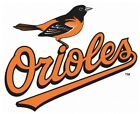 Baltimore Orioles  cornhole set of 2 decals ,Free shipping, Made in USA #3 on Ebay