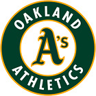 Oakland Athletics corn hole set of 2 decals ,Free shipping, Made in USA #1 on Ebay