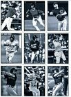 2019 Bowman Heritage - BLACK & WHITE PARALLEL CARDS - U Pick From List on Ebay