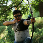 40/30lbs Traditional Archery Recurve Bow Target  Hunting  Right Left Hand