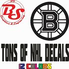 "6"" NHL National Ice Hockey League Vinyl Decal Sticker Rangers Flyers Devils noBS $4.05 USD on eBay"