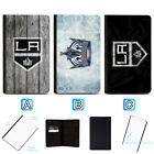 Los Angeles Kings Leather Passport Holder Cover Case Travel Wallet $7.99 USD on eBay