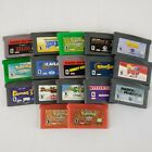 Game Boy Advance Games : Pokemon Super Mario Star Wars Zelda & more Choose $16.99 USD on eBay