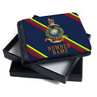 Personalised Military Wallet Bi Fold Coin Card Holder Veteran Official Product Wallets - 2996