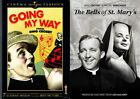 GOING MY WAY + THE BELLS OF ST MARY'S New 2 DVD Bing Crosby