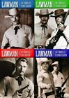 LAWMAN THE COMPLETE TV SERIES ALL 4 SEASONS New Sealed DVD 1 2 3 4