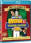MARCH OF THE WOODEN SOLDIERS IN 3D New Blu-ray 3D