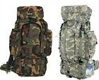 Kyпить Extreme Pak Big Camo Backpack Water Resistant Hiking Camping Camouflage Large на еВаy.соm