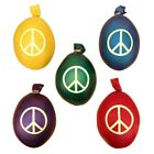 Isoflex Ball Peace Sign Relieve Stress Fidget Toy Therapy You Pick Color