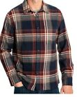 Eddie Bauer Mens Bristol Flannel Button Down Long Sleeve Shirt Stansbury NWT