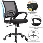 Ergonomic Swivel Mid-back Computer Office Desk Mesh Chair Heavy Duty Metal Base