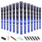 Golf Grips Standard/Midsize Multi Compound Cord 13 Set with Full Regripping Kit