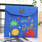 Storage Bag Cute Sanitary Napkin Holder Diaper Canvas Wear Resistant Package