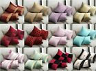 Luxury 4 Pack Filled Cushions Decorative Scatter Cushions Pillows Hollowfibre