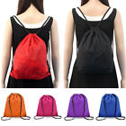Waterproof Drawstring Bag Casual Backpack Sport Gym School Swim Dance Bag Unisex