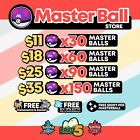 Pokemon Sword and Shield Master Ball Bundle ~ CHEAPEST Masterball FAST Delivery $11.0 USD on eBay