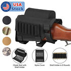 Rifle Shotgun Ammo Bag Shell Holder Cheek Piece Rest Pad Buttstock Right for sale  Shipping to South Africa