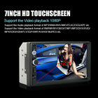 "7"" 2 DIN Car FM Stereo Radio MP5 Player Touch Screen Bluetooth + Rear Camera US"