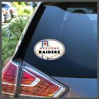 NFL Oakland Raiders Welcome to Las Vegas Bumper Sticker Decal or Car Magnet $12.95 USD on eBay