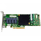 Adaptec ASR 71605 1GB 16Port HBA RAID PCIe Controller Card w/ Battery 4x Cables