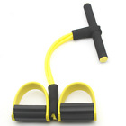 Fitness Resistance Bands Exercise Equipment Elastic Sit Up Pull Rope Sport Pedal