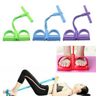 Fitness Resistance Bands Exercise Equipment Elastic Sit Up Pull Rope Sport Pedal image