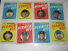 2020 Topps Heritage Inserts - Buy 2/Get 1 Free - FREE SHIPPING Finish your sets