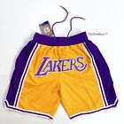 Kyпить Lakers Basketball Team Shorts Lebron James Summer League Mens Size S-2XL USA на еВаy.соm