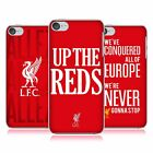 OFFICIAL LIVERPOOL FOOTBALL CLUB KINGS OF EUROPE CASE FOR APPLE iPOD TOUCH...