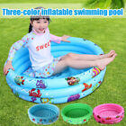 Round Three-Ring Thickened Swimming Pool Boys And Girls Ball Pool Basin Pool $31.98 USD on eBay