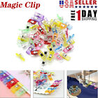 Купить USA Magic Sewing Fabric Clips Clamp Craft Quilting Sewing Knitting Crochet Tools